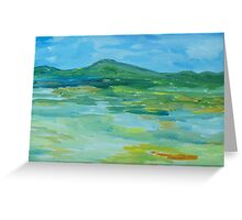 Barren but beautifol Greeting Card