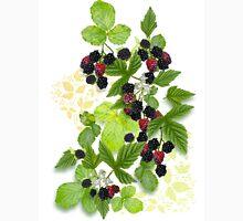 Blackberries from Old Nilsson's Farm Unisex T-Shirt