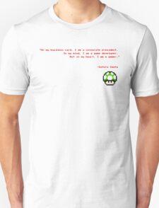 """""""I am a gamer"""" Unisex T-Shirt"""