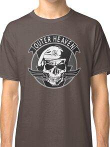 Outer Heaven - 2015 Edition (MGSV) Classic T-Shirt