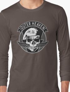 Outer Heaven - 2015 Edition (MGSV) Long Sleeve T-Shirt