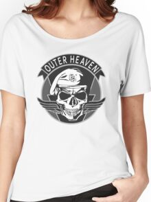 Outer Heaven - 2015 Edition (MGSV) Women's Relaxed Fit T-Shirt