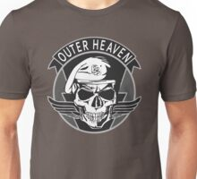 Outer Heaven - 2015 Edition (MGSV) Unisex T-Shirt