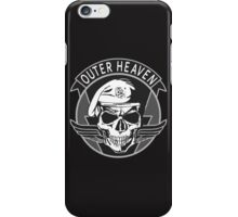 Outer Heaven - 2015 Edition (MGSV) iPhone Case/Skin
