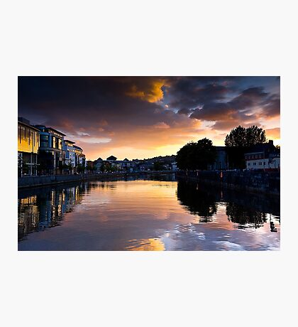 UpRiver Photographic Print