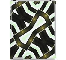 Abstract Camouflage Pattern iPad Case/Skin