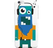 Music Guy iPhone Case/Skin
