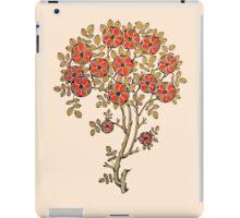 Vintage tree iPad Case/Skin