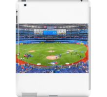Take Me Out To The Ball Field iPad Case/Skin