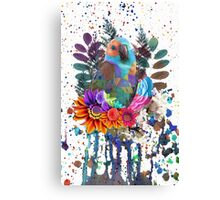 Nature Beauty Colour Splash Canvas Print