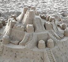 Sand Castle by Paulette1021