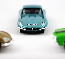 Nostalgic Toys Series - Matchbox Cars by KirstyStewart