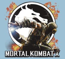 Mortal Kombat X Kids Clothes