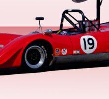 1969 Lola T163 Racecar Sticker