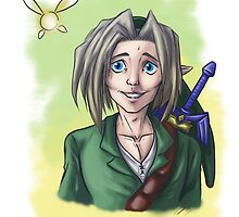 A Smiley Link by Louloujane