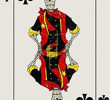 King of Spades by MushfaceComics