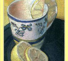 Lemon Teatime by Tammy Odom