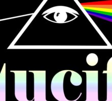 LUCIFER - ANGEL OF LIGHT Sticker