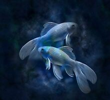 Zodiac signs - Fishes by tanabe
