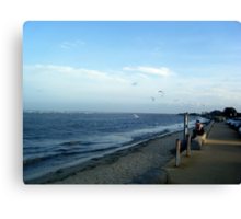 Altona Beach ~ Victoria Canvas Print