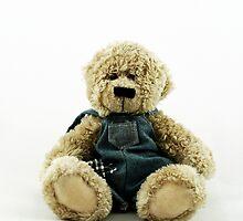 Nostalgic Toys Series - Teddy by KirstyStewart