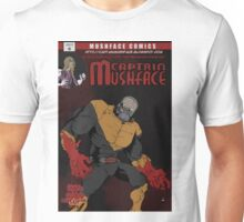 Captain Mushface Issue 6 Cover T-Shirt
