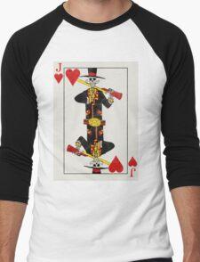 Jack of Hearts Men's Baseball ¾ T-Shirt