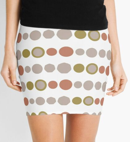 British Coins (Sterling Pounds and Pence) Mini Skirt