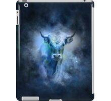 Zodiac signs - Bull iPad Case/Skin