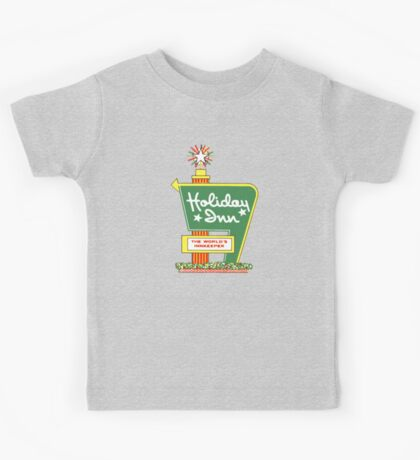 HOLIDAY INN 2 Kids Tee