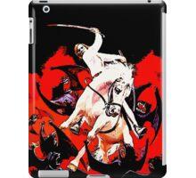Captain Kronos iPad Case/Skin