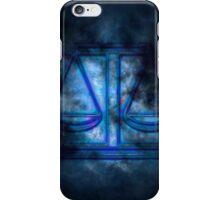 Zodiac signs - Scales iPhone Case/Skin