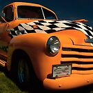 Checkerboard Chevy Pick Up_1 by sundawg7