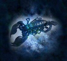Zodiac signs - Scorpio by tanabe