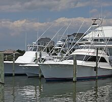 Boats by Karl R. Martin