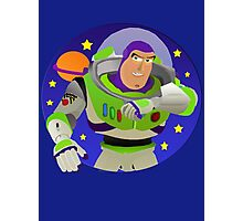 Toy Story Buzz Lightyear Space Ranger Photographic Print
