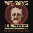Poe Boy's Sandwich Shop by odysseyroc