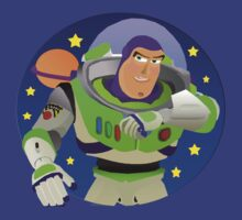 Toy Story Buzz Lightyear Space Ranger by shaz3buzz2