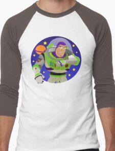 Toy Story Buzz Lightyear Space Ranger Men's Baseball ¾ T-Shirt