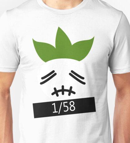 1/58 Stitchface Turnip Unisex T-Shirt