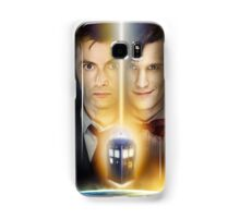 Doctor Who - Tennant & Smith  Samsung Galaxy Case/Skin