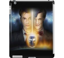 Doctor Who - Tennant & Smith  iPad Case/Skin