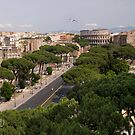 All roads lead to Rome by PrecisionFX