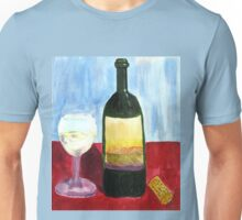 Relax And Have a Glass of Wine Unisex T-Shirt