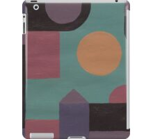 Abstract XVI iPad Case/Skin
