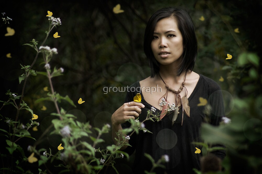 Surrounding by growtograph