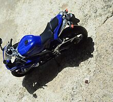 Yamaha YZF-R1 Model (Color) by nurulazila