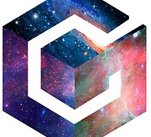 Galaxy GameCube Logo by Fergushigley