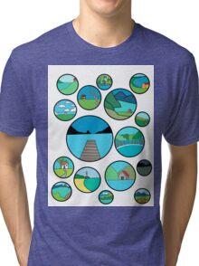 Dreamlands Tri-blend T-Shirt