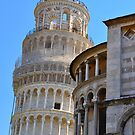 Pisa's Miracles IV by Denis Molodkin